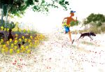Just doing it. by PascalCampion