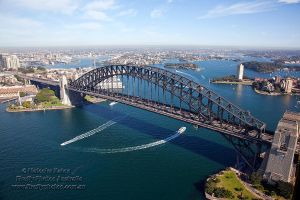 The Bridge Approach by FireflyPhotosAust