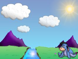 Eeyore - full res by Eques-Ardor