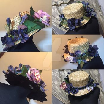 Lolita Hat by JUTING