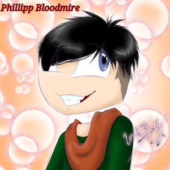 Phillipp Bloodmire by InkingSky