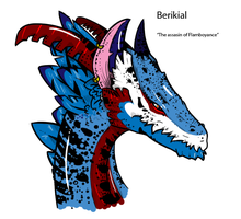 Berikial, Flamboyant Assasin by Frogore