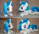 Vinyl Scratch [large plush toy] by LanaCraft