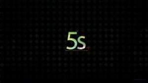 iPhone 5s wallpaper 1 by enemia