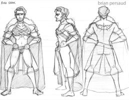 GOT Robb Turnaround by seeth