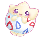Togepi :yes I want caaaaaaaaake: by Clinkorz