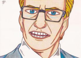 Justin Hammer by Windows-Destructeur