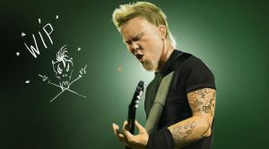 James Hetfield by xjordi360