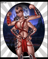--SHEVA - FOR THE SHOKAN-- by xxCuteEmmyxx