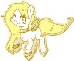 Giveaway prize - Golden shine by Keep-Yourself-Alive