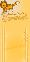 journal skin to be by Freckled-Kat