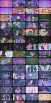 My Little Pony Episode 2 Tele-Snaps by VGRetro
