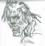 Zombie 2014 by ChargedGraphite