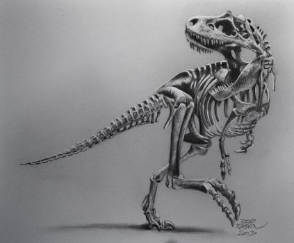 Mr. T-Rex by MrEyeCandy66