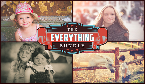 Everything Bundle Lightroom Presets by linspace