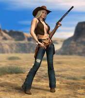 Wild West I by Balakir