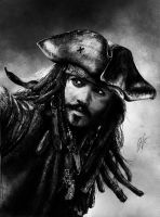 Jack Sparrow by November-One