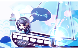 Background Commission | may-rii by unanify