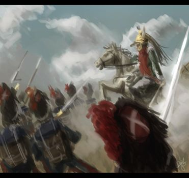 - To Victory - by LeSoldatMort