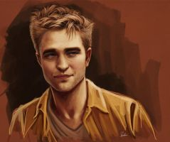 Rob portrait by fdasuarez
