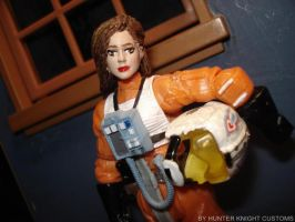 custom jaina solo x-wing suit by hunterknightcustoms