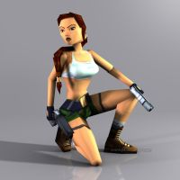 Tomb Raider III: Lara Croft (South Pacific) by Irishhips