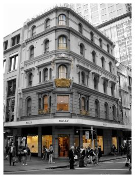 CentrePoint - Sydney by dikoy