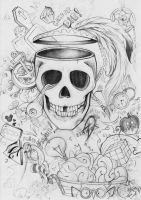 Sketch by Epileptic-Zombie