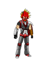 Arrot The True Super Saiyan God by Cyclone-Wolf-Devil