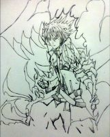 ragna ...the bloodedge by zykhokiller