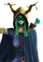 Adventure Time Huntress Wizard by emp1223