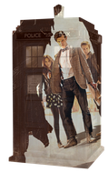 The Doctor, Amy and Rory II by Meikiro