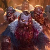 horde of undead dwarves by texahol