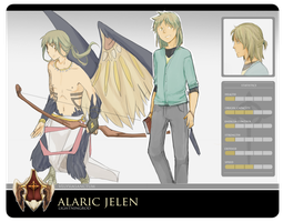 [VS]: Alaric Jelen by shiri-ta