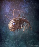 Alien Shrimp by AUMAKUA70