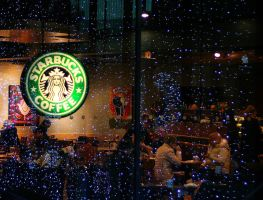 Starbucks by zandabalode