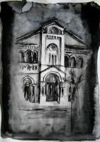 -+-Cathedrale Notre-Dame-Immaculee-+- by TalviEnkeli