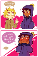 SP: Creek by ivymaid