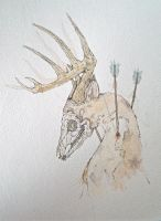 DEER DWN - Process 5 by mundo1661
