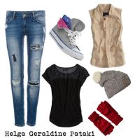 Helga G. Pataki - Polyvore by Sweetly-Poisoned