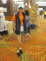 Animefest '12 - Dipper by TexConChaser