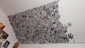 My wall - in progress by Patres68