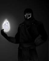 Noob Saibot by claude4ev3r