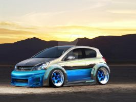 Opel Corsa .by Pepi -VT- by PepiDesigns