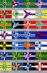 Norse Group Flags by 1Wyrmshadow1