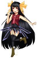 C: Miyoko Full Body by xxxRinRulesxxx