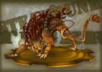 Steampunk TIGER by Flying-Fox