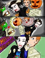 Scrubs JDCox Halloween by Graffiti2DMyHeart