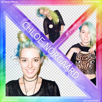Pack Png de Chloe Norgaard By Dafni by EditionsColorful