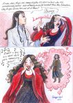 Arwen loves Aragorn because... by GingerOpal